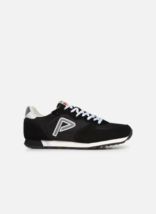 Sneaker Pepe jeans Klein Archive C schwarz ansicht von hinten