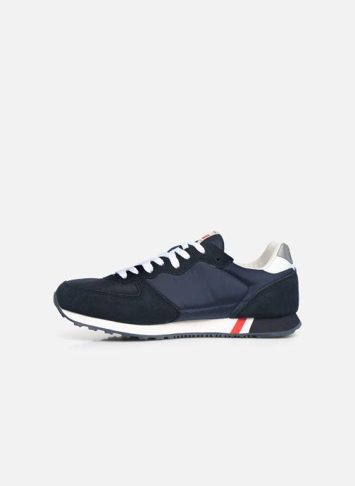 Sneaker Pepe jeans Klein Archive C blau ansicht von vorne