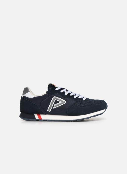 Sneaker Pepe jeans Klein Archive C blau ansicht von hinten