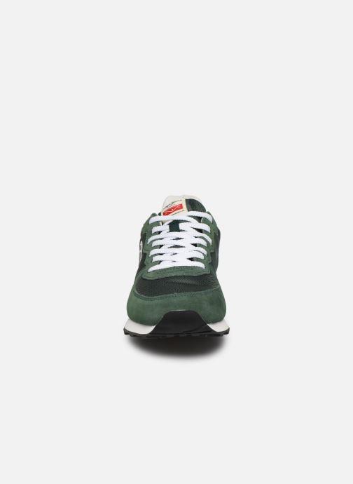 Baskets Pepe jeans Klein Archive C Vert vue portées chaussures