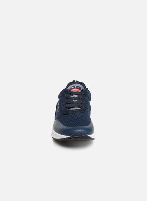 Sneaker Pepe jeans Nº22 M C blau schuhe getragen