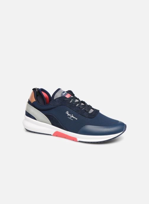Sneakers Pepe jeans Nº22 M C Blauw detail