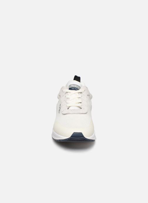 Sneaker Pepe jeans Nº22 M C weiß schuhe getragen