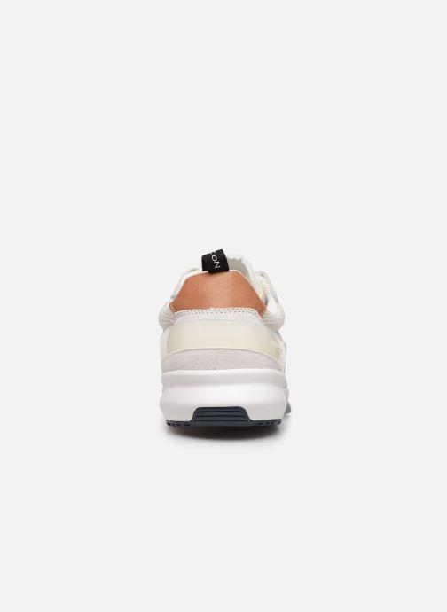 Sneaker Pepe jeans Nº22 M C weiß ansicht von rechts