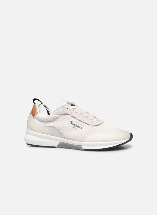 Sneaker Pepe jeans Nº22 M C weiß ansicht von hinten