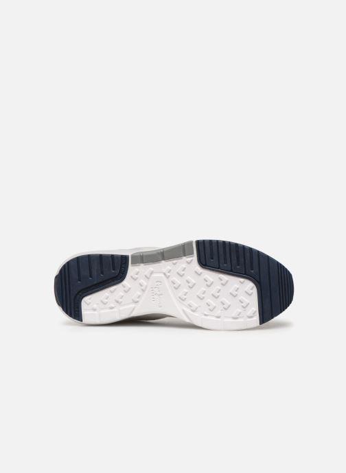 Sneaker Pepe jeans Nº22 M C weiß ansicht von oben