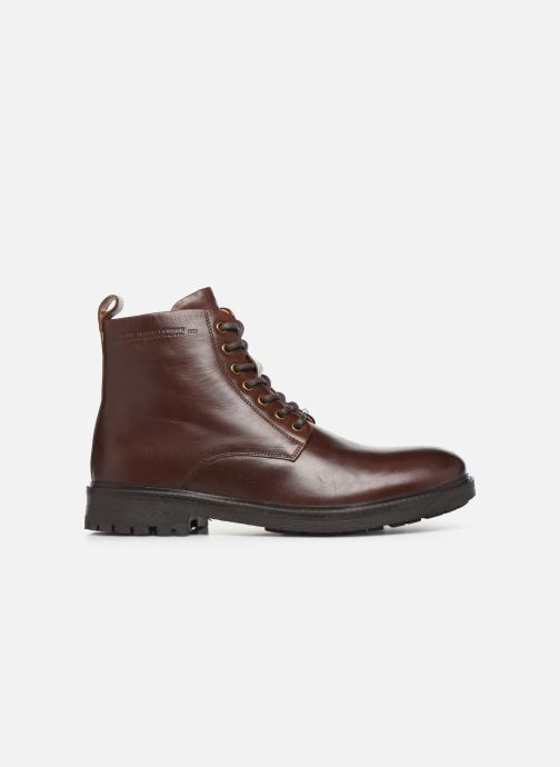 Boots en enkellaarsjes Pepe jeans Porter Boot Basic C Bordeaux achterkant