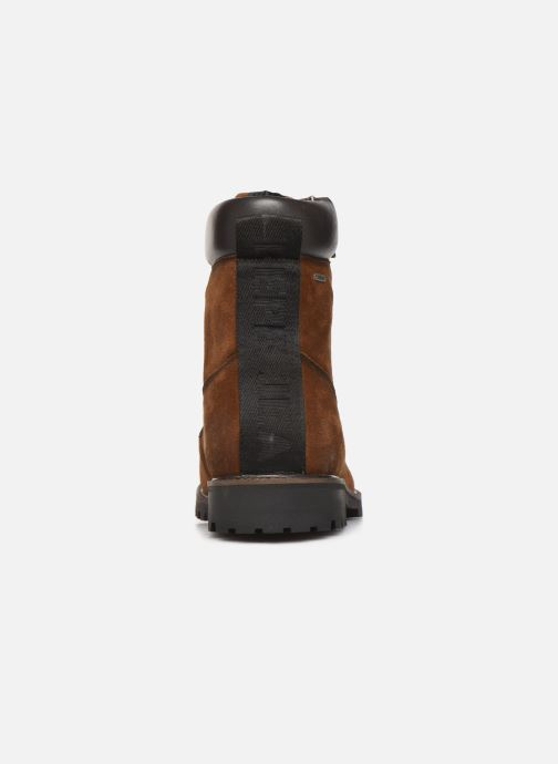 Boots en enkellaarsjes Pepe jeans Melting Woodland C Bruin rechts