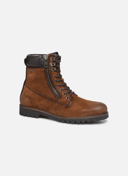 Stiefeletten & Boots Pepe jeans Melting Woodland C braun detaillierte ansicht/modell