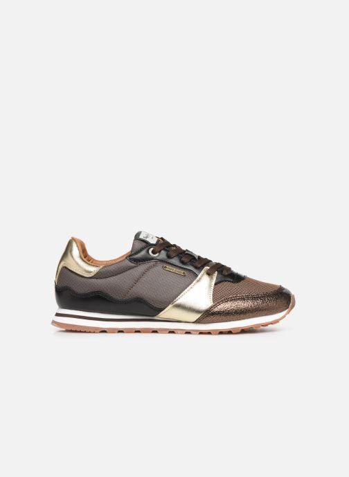 Sneakers Pepe jeans Verona W One Goud en brons achterkant