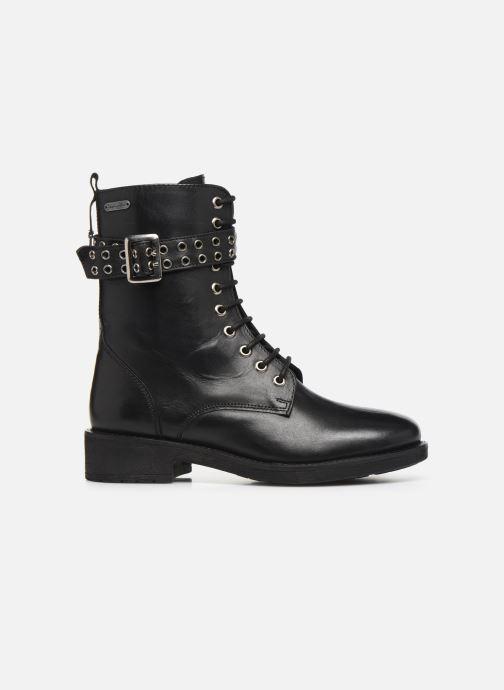 Boots en enkellaarsjes Pepe jeans Maddox Bass Zwart achterkant