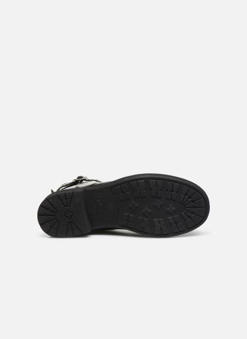 Bottines et boots Pepe jeans Maddox Bass Noir vue haut