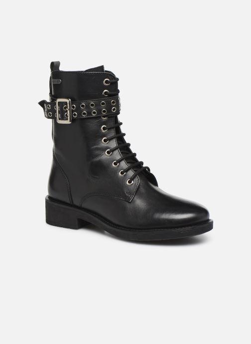 Boots en enkellaarsjes Pepe jeans Maddox Bass Zwart detail