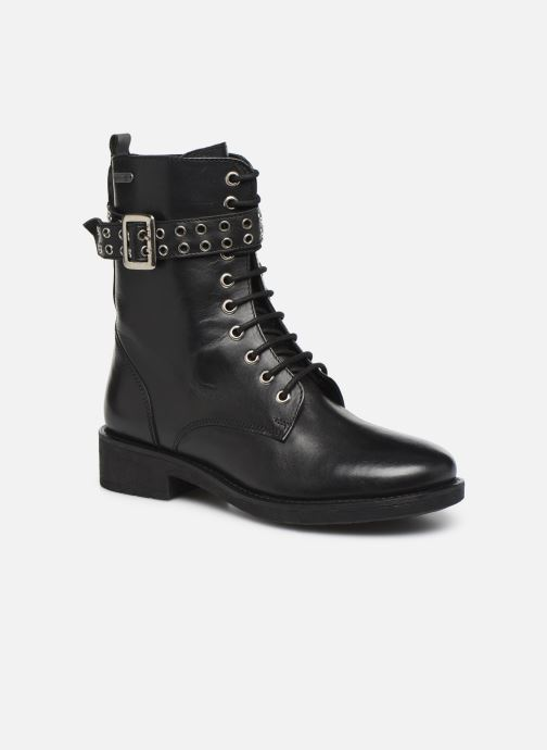 Bottines et boots Pepe jeans Maddox Bass Noir vue détail/paire