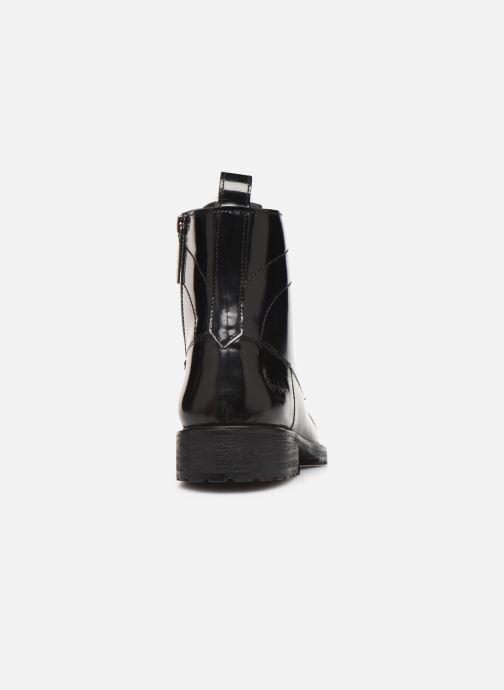 Stiefeletten & Boots Pepe jeans Melting Bass schwarz ansicht von rechts