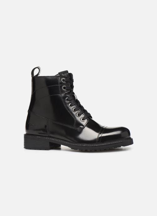 Stiefeletten & Boots Pepe jeans Melting Bass schwarz ansicht von hinten
