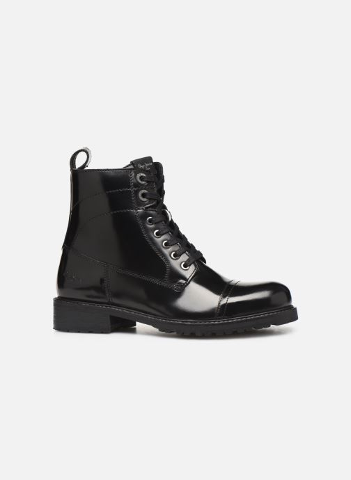 Bottines et boots Pepe jeans Melting Bass Noir vue derrière