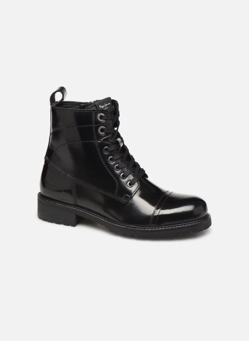 Stiefeletten & Boots Pepe jeans Melting Bass schwarz detaillierte ansicht/modell