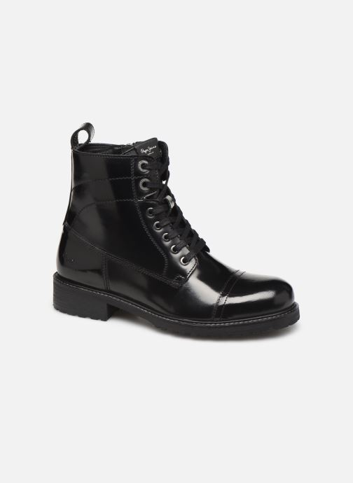 Bottines et boots Pepe jeans Melting Bass Noir vue détail/paire