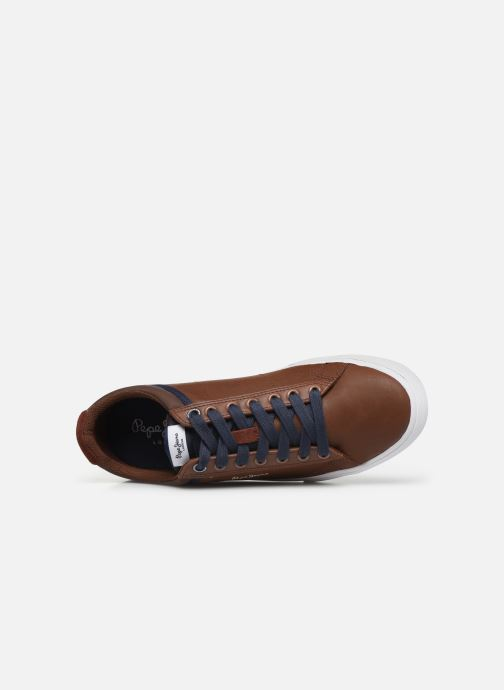 Sneakers Pepe jeans North 19 Bruin links