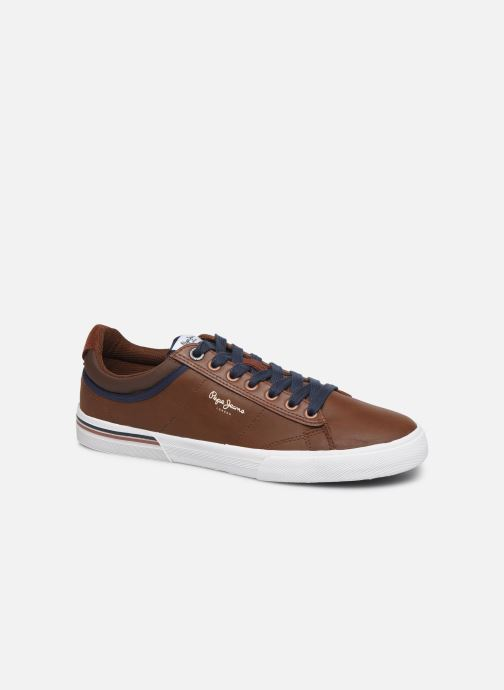 Sneakers Pepe jeans North 19 Bruin detail