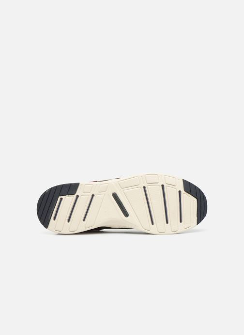 Trainers Pepe jeans Jayker Lth Mix Multicolor view from above