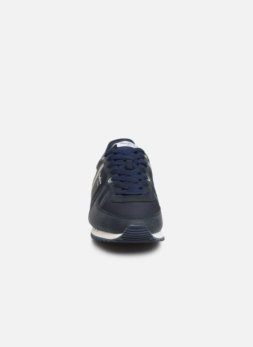 Sneaker Pepe jeans Tinker Zero 19 blau schuhe getragen
