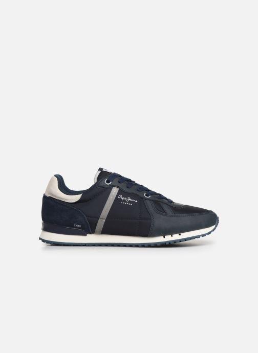 Sneaker Pepe jeans Tinker Zero 19 blau ansicht von hinten