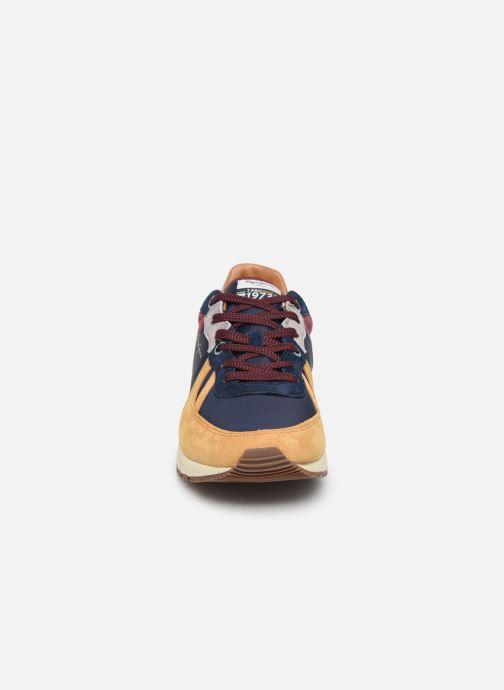Baskets Pepe jeans Tinker Pro 19 Multicolore vue portées chaussures
