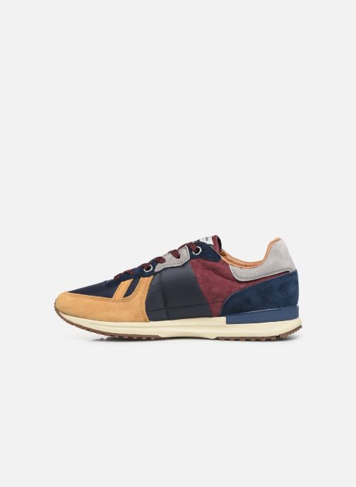 Baskets Pepe jeans Tinker Pro 19 Multicolore vue face