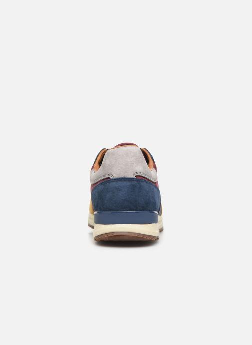 Sneaker Pepe jeans Tinker Pro 19 mehrfarbig ansicht von rechts