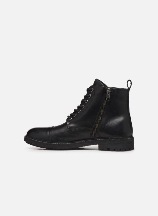 Bottines et boots Pepe jeans Porter Boot Noir vue face