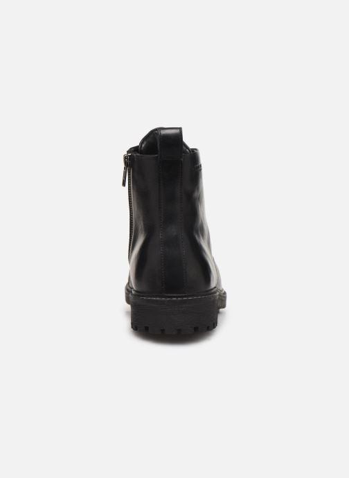 Stiefeletten & Boots Pepe jeans Porter Boot schwarz ansicht von rechts