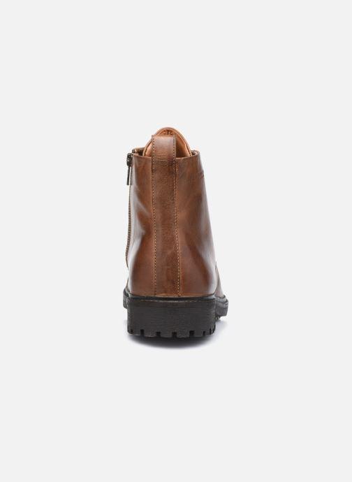 Bottines et boots Pepe jeans Porter Boot Marron vue droite