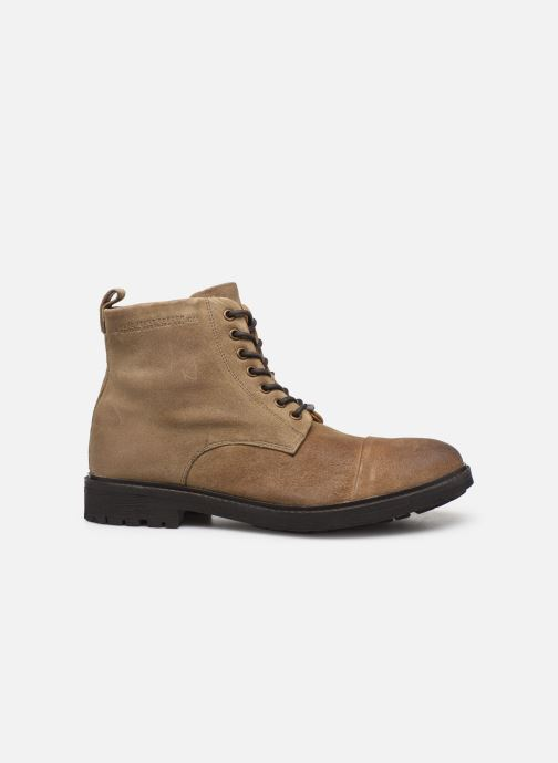 Botines  Pepe jeans Porter Boot Suede Marrón vistra trasera