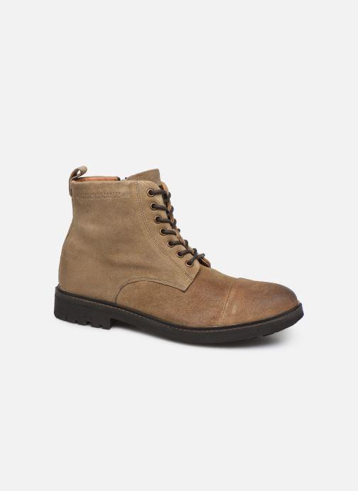 Bottines et boots Pepe jeans Porter Boot Suede Marron vue détail/paire