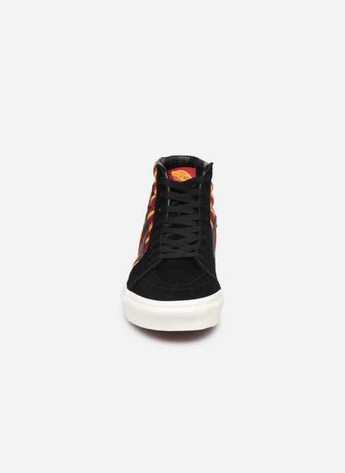 Sneakers Vans SK8-Hi M Zwart model