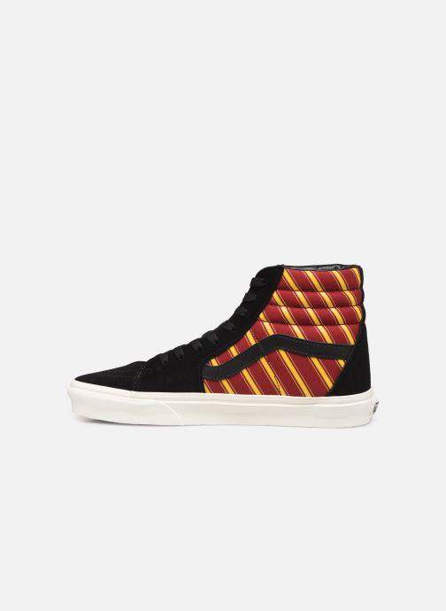 Sneakers Vans SK8-Hi M Zwart voorkant