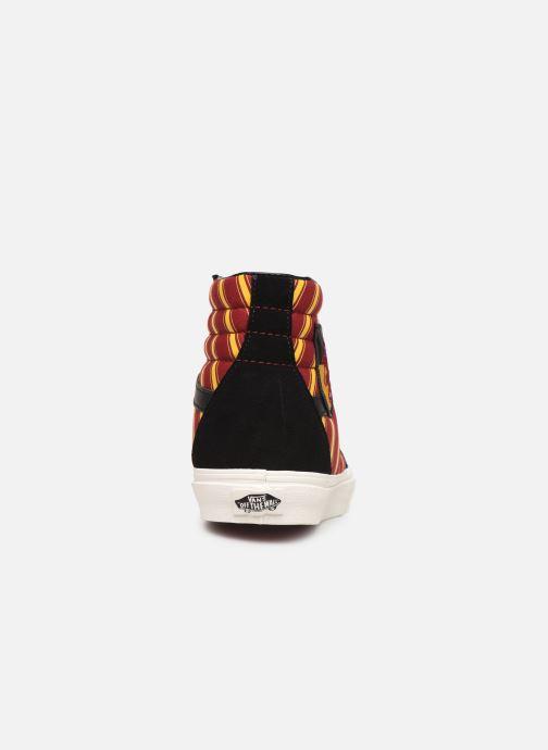 Sneakers Vans SK8-Hi M Zwart rechts