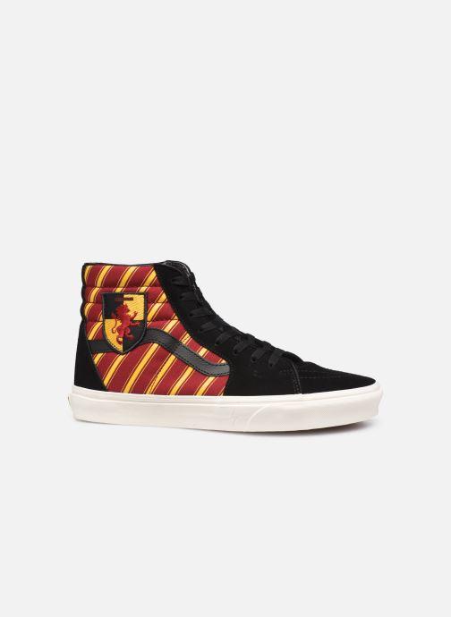 Sneakers Vans SK8-Hi M Zwart achterkant