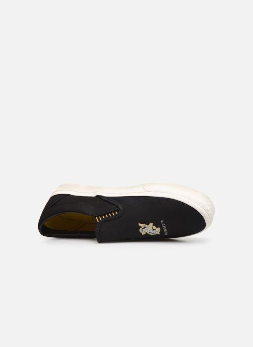 Sneakers Vans Classic Slip-On M Zwart links