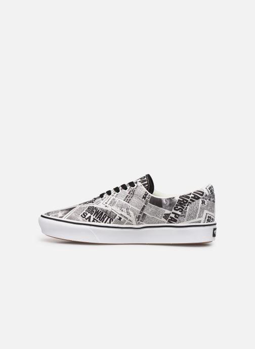 Sneaker Vans ComfyCush Era M weiß ansicht von vorne
