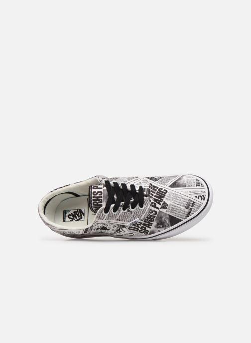 Sneaker Vans ComfyCush Era M weiß ansicht von links
