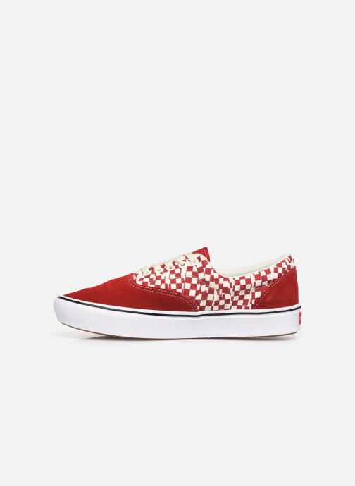 Trainers Vans ComfyCush Era M Red front view