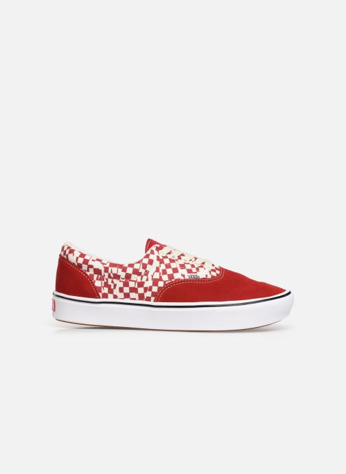 Trainers Vans ComfyCush Era M Red back view