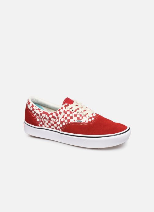 Trainers Vans ComfyCush Era M Red detailed view/ Pair view