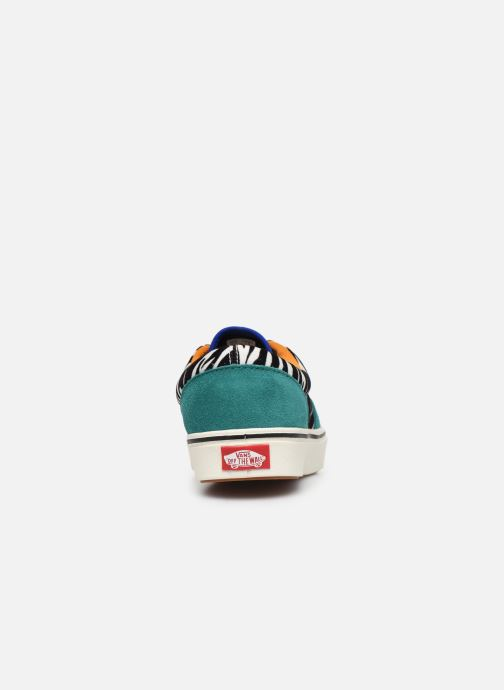 Deportivas Vans ComfyCush Era W Multicolor vista lateral derecha
