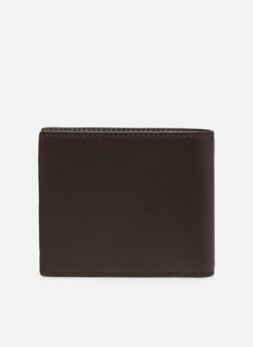 Petite Maroquinerie Hackett London H BILLFOLD WALLET Marron vue face