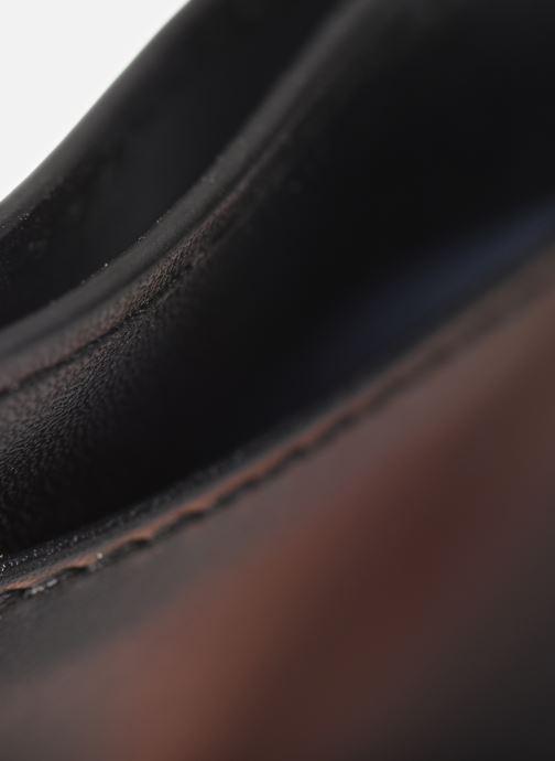 Petite Maroquinerie Hackett London H CARD HOLDER Noir vue derrière