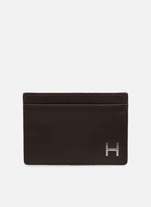 Petite Maroquinerie Hackett London H CARD HOLDER Marron vue détail/paire